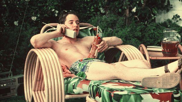 Hemmungslos gibt sich Sunnyboy Ferris (Matthew Broderick) den angenehmen Ding...