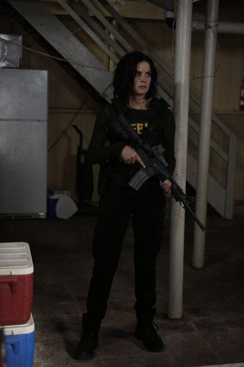 Lernt eine Seite an ihrer alten Organisation kennen, die sie nie vermutet hätte: Jane (Jaimie Alexander) ... - Bildquelle: Warner Brothers