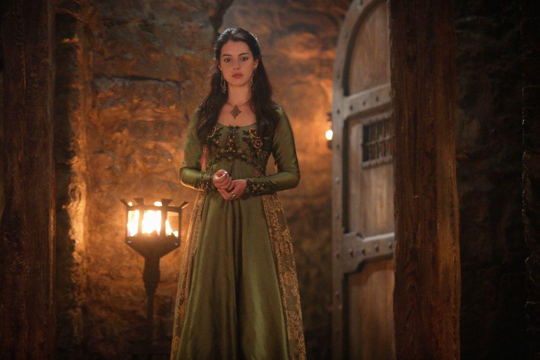 Mary Stuart (Adelaide Kane) muss einige wichtige Entscheidungen treffen, nicht nur für Schottland sondern auch für Frankreich ... - Bildquelle: Marni Grossman 2015 The CW Network, LLC. All rights reserved.