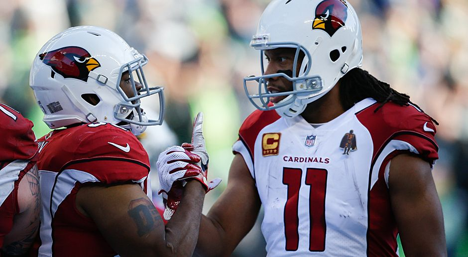 Platz 8 (geteilt): Arizona Cardinals (NFC West) - Bildquelle: 2017 Getty Images