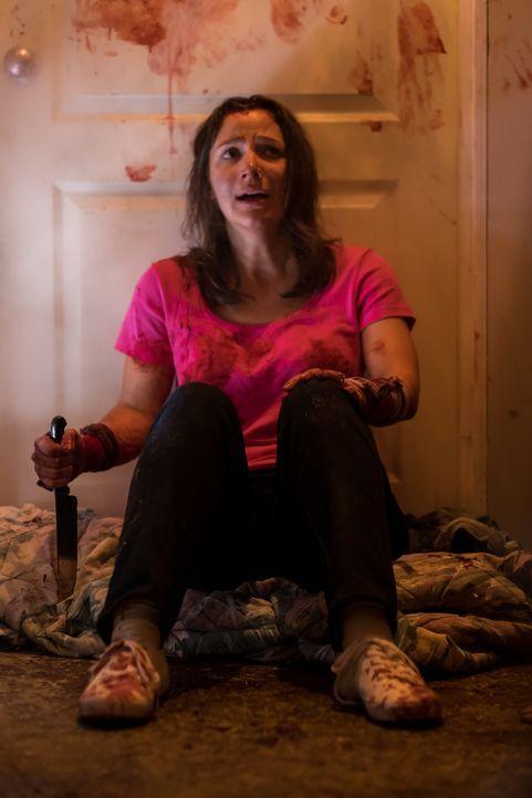 Nachdem Daling Collier (Ashlee Erron) ausgeraubt, vergewaltigt und eingesperrt wurde, dreht sie den Spieß um und macht Jagd auf ihren Peiniger - ein... - Bildquelle: Darren Goldstein Cineflix 2015