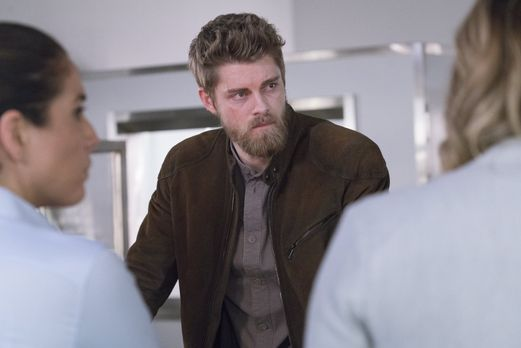 Blindspot - Das Team muss die schwere Entscheidung fällen, ob es Roman (Luke...
