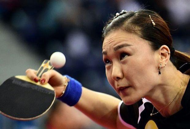 Shan Xiaona Punkte reichten nicht zum Sieg