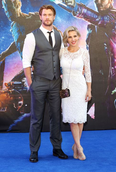 Chris-Hemsworth-Elsa-Pataky-Guardians-of-the-Galaxy-Lia Toby-WENN-com - Bildquelle: Lia Toby/WENN.com
