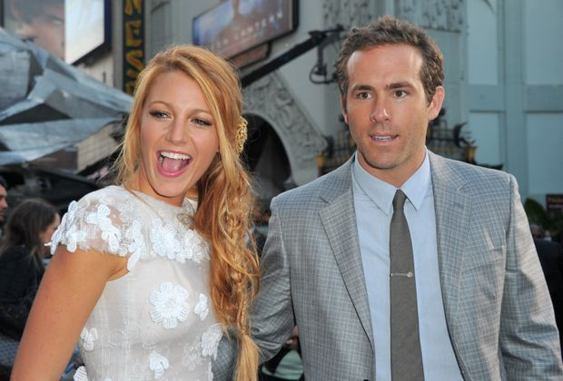 Blake Lively und Ryan Reyonlds Hochzeit?