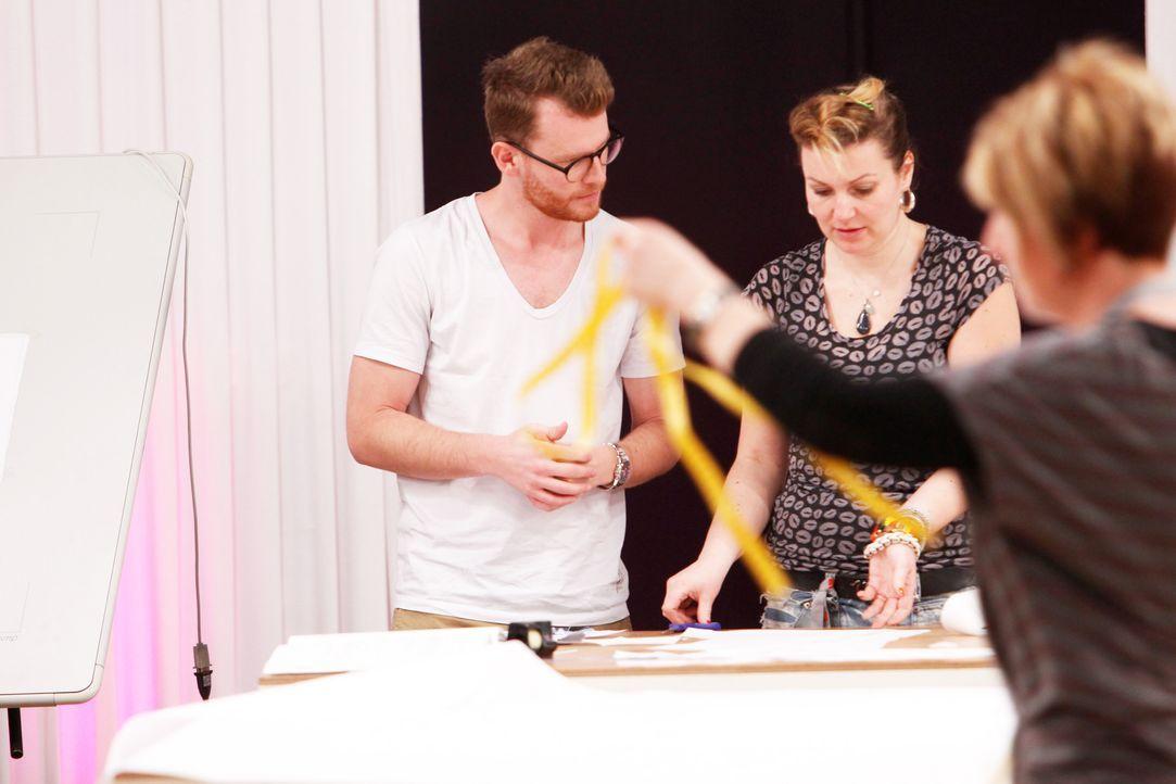 Fashion-Hero-Epi01-Atelier-22-ProSieben-Richard-Huebner - Bildquelle: ProSieben / Richard Huebner