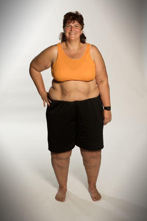 Michaela hat den Krebs besiegt und möchte nun auch noch die letzte Hürde meistern und ihre überschüssigen Kilos loswerden um wieder unbeschwert mit... - Bildquelle: Martin Rottenkolber Sat. 1