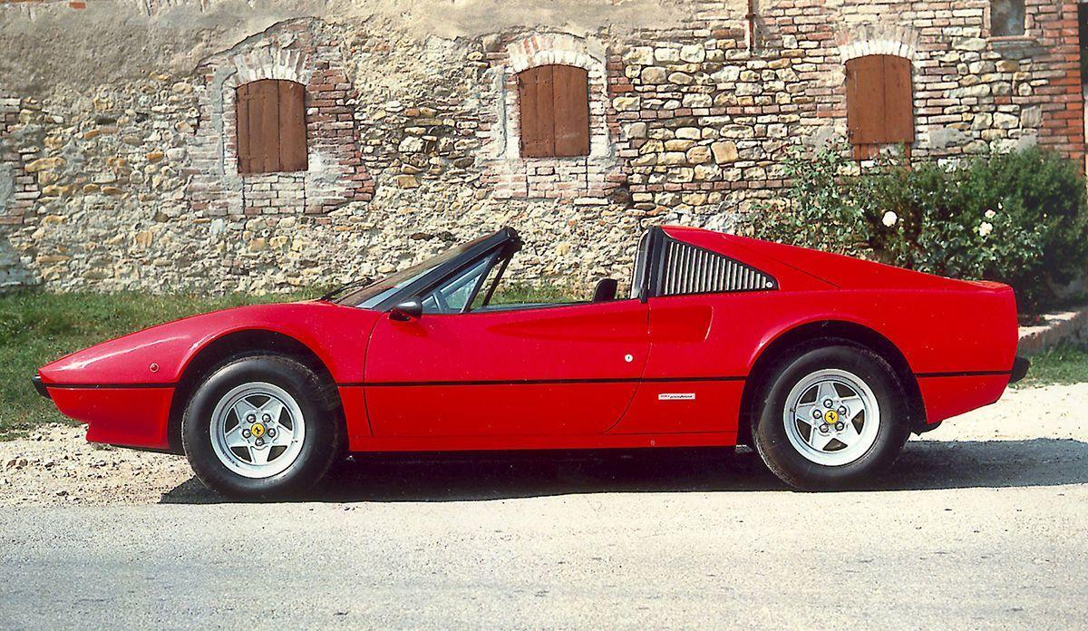 Ferrari 308 GTS - Bildquelle: usage Germany only, Verwendung nur in Deutschland