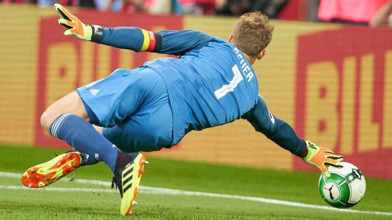 So lief Manuel Neuers Comeback - Bildquelle: imago/ActionPictures