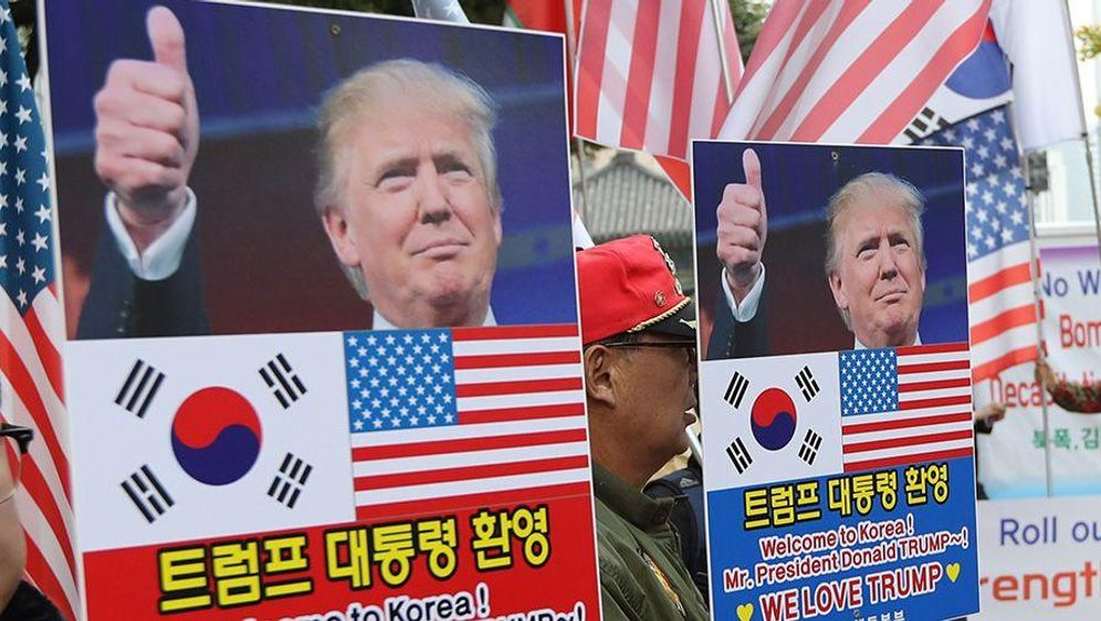 - Bildquelle: Lee Jin-Man/AP/dpa
