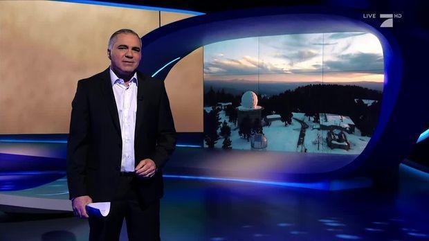 Galileo - Galileo - Montag: Kampf Gegen Asteroiden: Zu Besuch Bei Der Spezialeinheit Der Nasa
