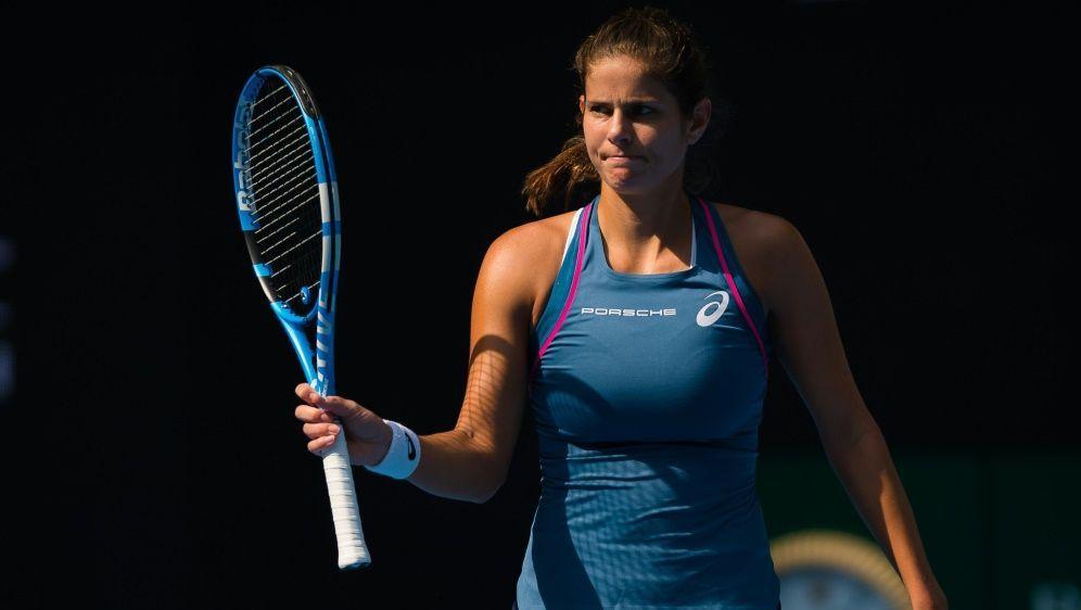 Görges verpasste den Final-Einzug der WTA Elite Trophy - Bildquelle: PIXATHLONPIXATHLONSIDDPPI