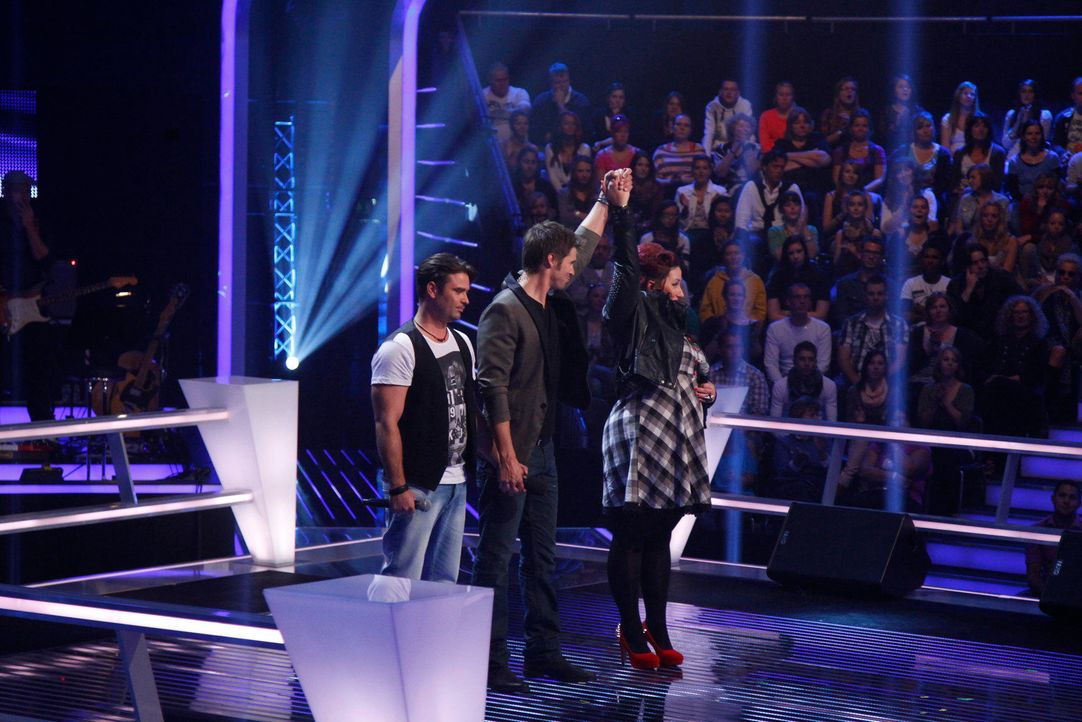 battle-sebastian-vs-karo-13-the-voice-of-germany-huebnerjpg 1775 x 1184 - Bildquelle: SAT.1/ProSieben/Richard Hübner