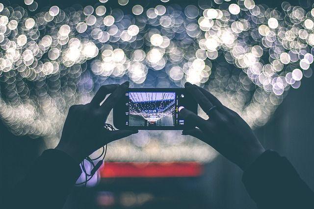 4. Der richtige FokusWenn du nichts anderes einstellst, fokussiert dein Smar...