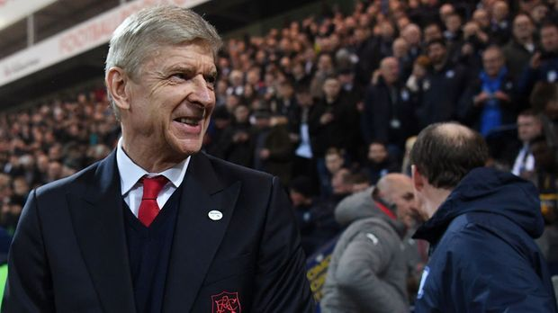 Arsene Wenger - FC Arsenal London