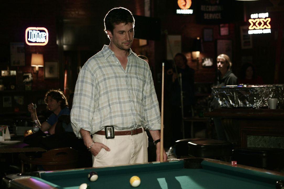 Für Carter (Noah Wyle) ist es nicht ganz leicht, das County nach 11 Jahren zu verlassen ... - Bildquelle: WARNER BROS