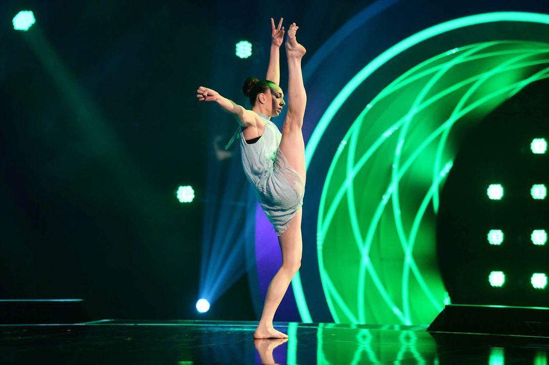 Got-To-Dance-Lea-Johanna-Krauss-02-SAT1-ProSieben-Willi-Weber - Bildquelle: SAT.1/ProSieben/Willi Weber