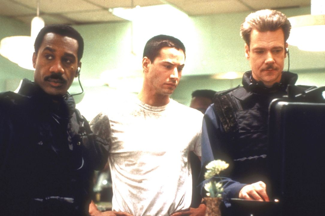 Zusammen mit seinen Kollegen entwickelt Jack Traven (Keanu Reeves) einen Plan ... - Bildquelle: Twentieth Century Fox of Germany