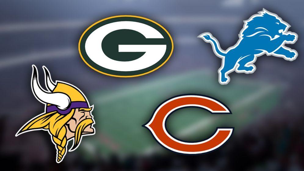 Das haben die Packers, Lions, Bears und Vikings in MADDEN NFL 18 drauf. - Bildquelle: NFL