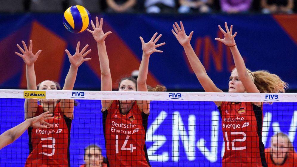 Damen Volleyball Wm
