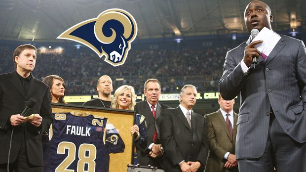 Los Angeles Rams - Bildquelle: 2007 Getty Images, Wikipedia