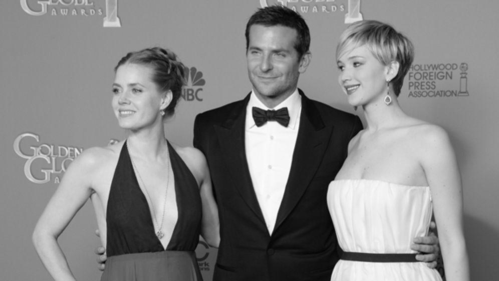 American Hustle: Bester Film? - Bildquelle: AFP