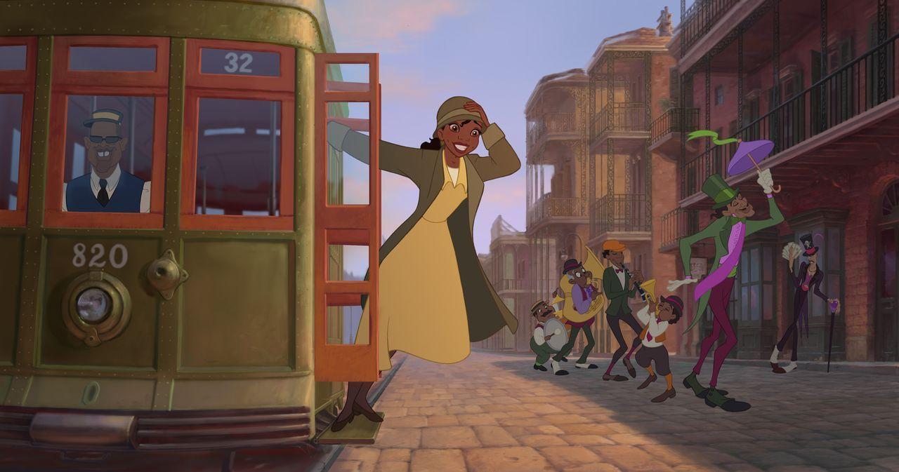 Tania wünscht sich nichts mehr als ihr eigenes Restaurant. Jeden Tag schuftet sie hart, um Geld zusammen zu bekommen. Als sie kurz davor ist, alles... - Bildquelle: Walt Disney Pictures.  All Rights Reserved.