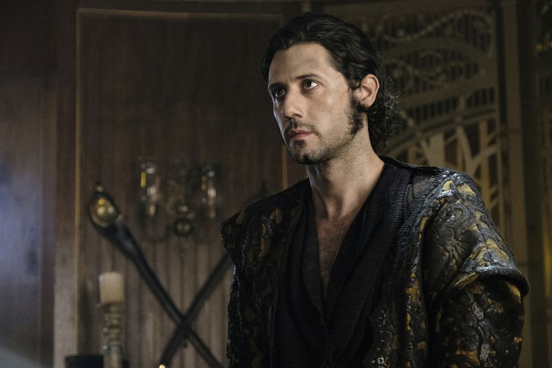 Eliot (Hale Appleman) - Bildquelle: Eric Milner 2018 Syfy Media Productions LLC. ALL RIGHTS RESERVED./Eric Milner