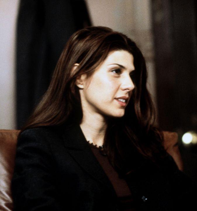 Die Psychologin Polly (Marisa Tomei) bekommt eines Tages einen adretten neuen Patienten ... - Bildquelle: Universal Pictures