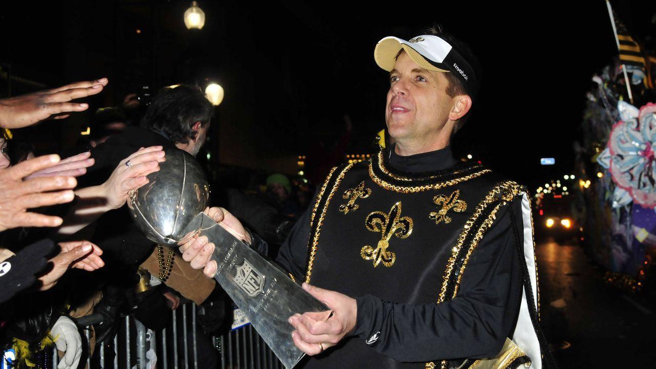 New Orleans Saints: 13 Siege (2009) - Bildquelle: imago sportfotodienst