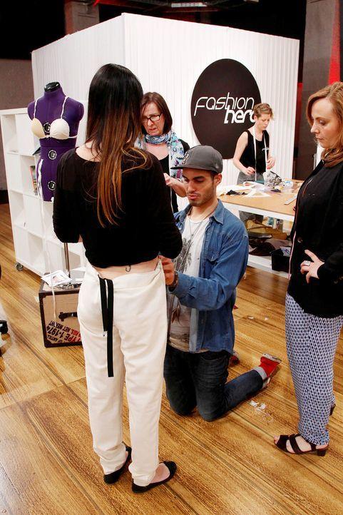 Fashion-Hero-Epi05-Atelier-22-ProSieben-Richard-Huebner - Bildquelle: Richard Huebner