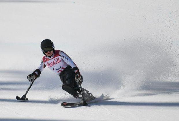 Erstes paralympisches Gold für Anna-Lena Forster