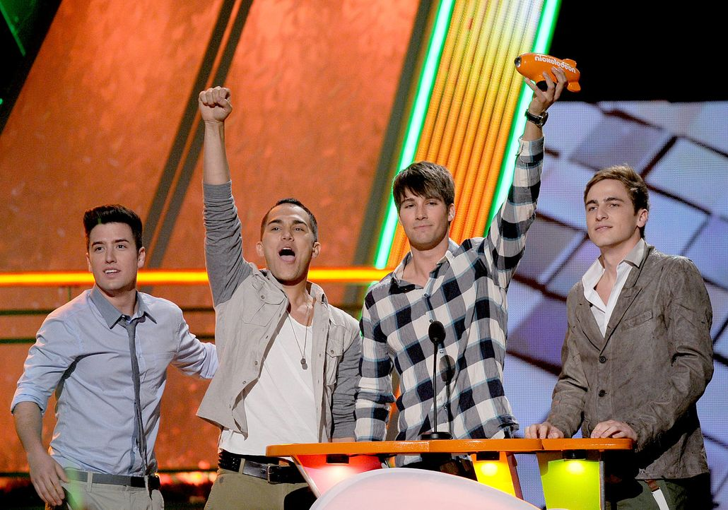 KCA-12-03-31-28-Big-Time-Rush-getty-AFP - Bildquelle: getty-AFP