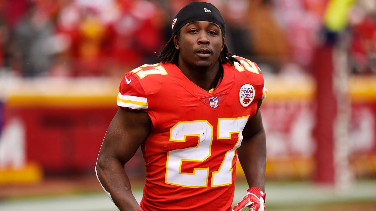 VERLIERER: Kareem Hunt - Bildquelle: 2017 Getty Images