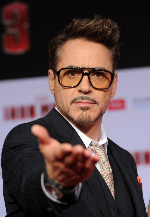 Robert Downey Jr. - Bildquelle: AFP