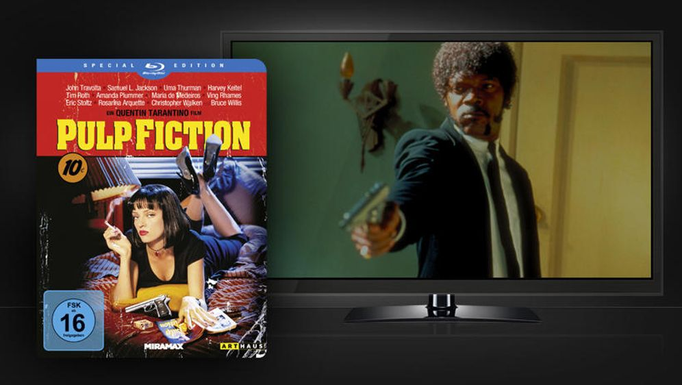 Pulp Fiction - Bildquelle: Universum Film