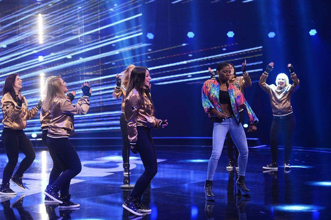 Got-To-Dance-Bronx-Sistas-12-SAT1-ProSieben-Willi-Weber - Bildquelle: SAT.1/ProSieben/Willi Weber
