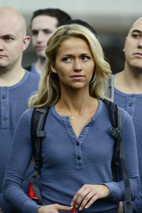 Shelby Wyatt (Johanna Braddy) ist neu an der FBI-Akademie in Quantico. Doch ist sie wirklich die, für die sie sich ausgibt? - Bildquelle: 2015 ABC Studios