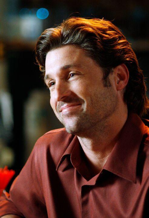 Gesteht Meredith seine Liebe: Derek (Patrick Dempsey) ... - Bildquelle: Touchstone Television