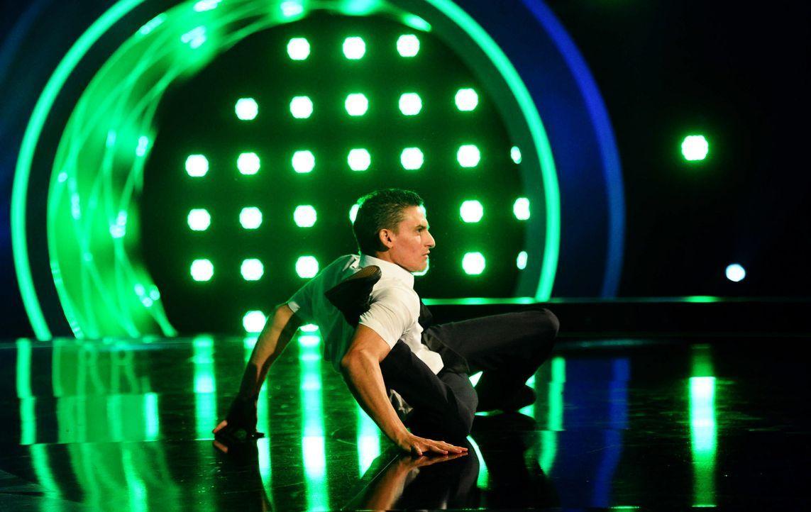 Got-To-Dance-Karimbo-01-SAT1-ProSieben-Willi-Weber - Bildquelle: SAT.1/ProSieben/Willi Weber