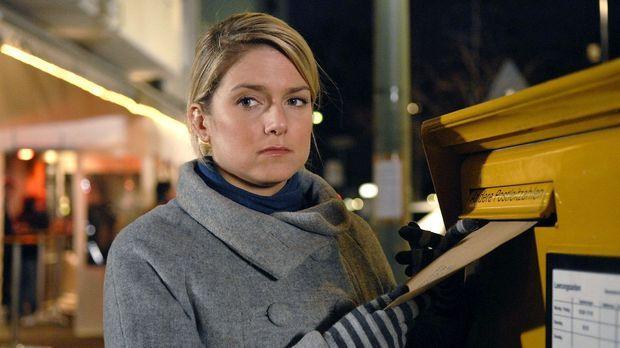 Anna (Jeanette Biedermann) trauert ihren Hoffnungen hinterher ... © Christoph...
