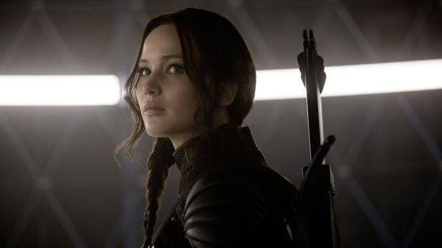 """Die Tribute von Panem - Mockingjay Teil 2"": Jennifer Lawrence zieh..."