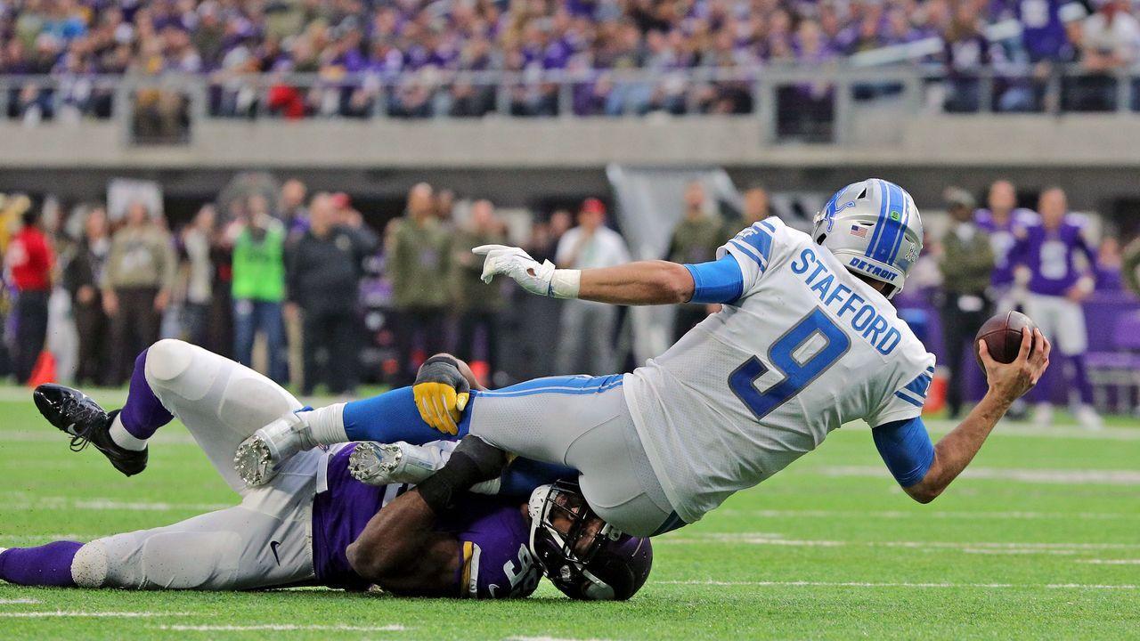 Verlierer: Matt Stafford - Bildquelle: Getty Images