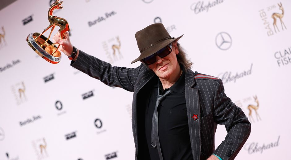 Udo Lindenberg - Bildquelle: Getty Images