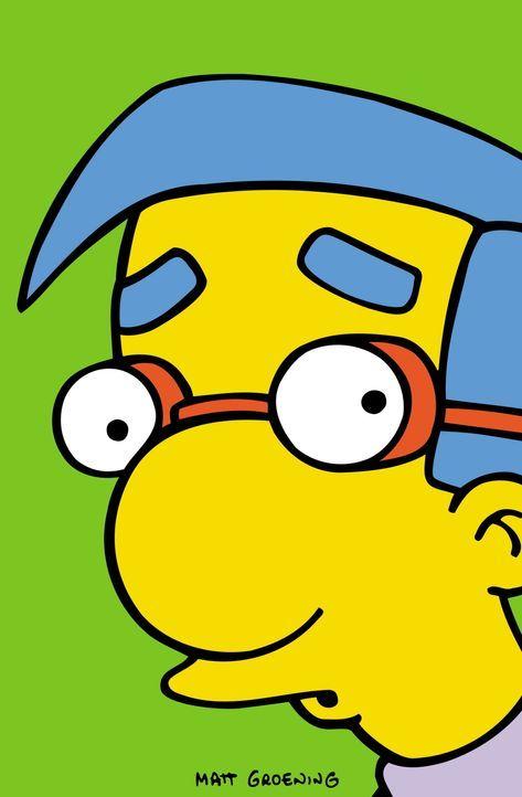 (12. Staffel) - Milhouse ist der Nachbarssohn und engster Freund von Bart. - Bildquelle: und TM Twentieth Century Fox Film Corporation - Alle Rechte vorbehalten