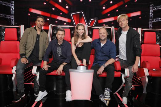 """The Voice of Germany - Suchen """"The Voice of Germany"""": Andreas Boura..."""