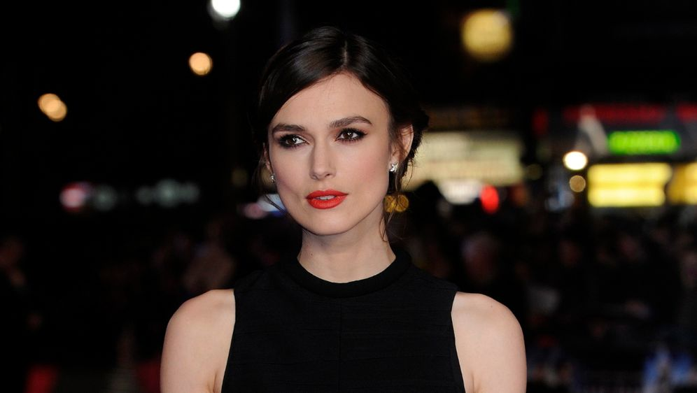 Shades Of Grey Star Jamie Dornan Keira Knightley Schwärmt Von