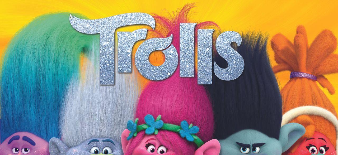 Trolls - Artwork - Bildquelle: 2016 DreamWorks Animation, L.L.C.  All rights reserved.