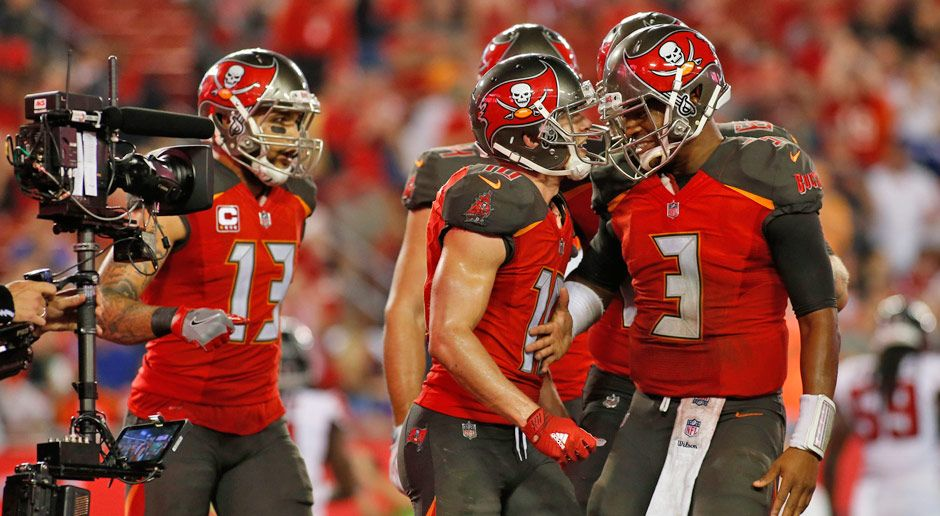 Tampa Bay Buccaneers - Bildquelle: 2017 Getty Images
