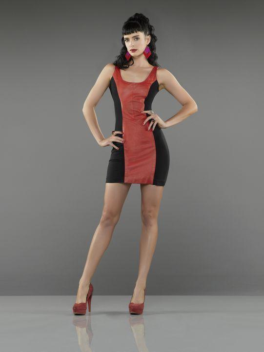 (2. Staffel) - Chloe (Krysten Ritter) ist ein modernes New Yorker Party Girl. Ohne Sinn für Verantwortungsbewusstsein nimmt sie jede Gelegenheit wah... - Bildquelle: 2012 American Broadcasting Companies. All rights reserved.